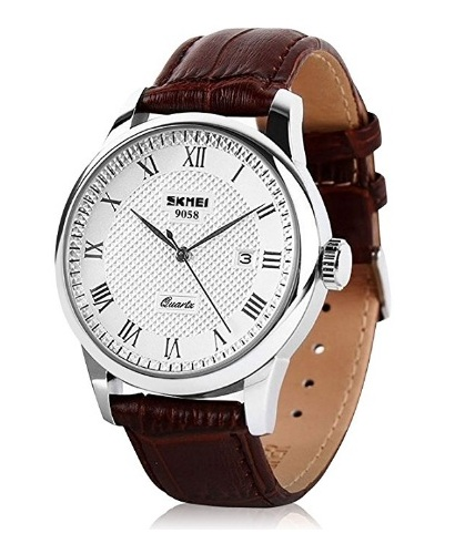 Best mens leather watches reviews