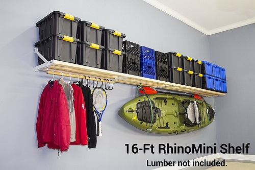 Best Garage Storage Racks For Keeping Things - Best Choices